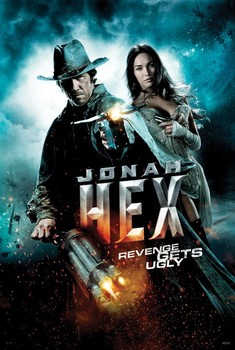 Poster JONAH HEX - one sheet
