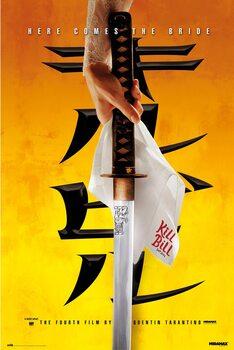Póster Kill Bill - Katana
