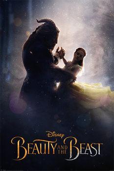 Póster  La bella y la bestia - Dance