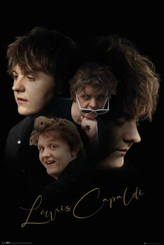 Poster Lewis Capaldi - Double Exposure