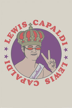 Poster Lewis Capaldi - Sweetheart