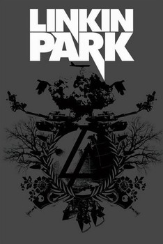 Poster Linkin Park - plan b