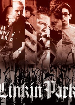 Poster Linkin Park - strips