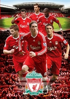 LIVERPOOL - players 3D Poster 3D
