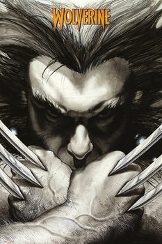 Póster MARVEL EXTREME - lobezno wolverine claws