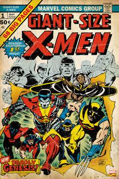 Poster MARVEL - x men 2