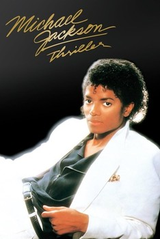 Poster Michael Jackson - thriller classic