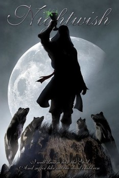 Poster  Nightwish - 7 days to the wolves