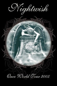 Poster  Nightwish - once