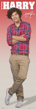 Poster One Direction - harry