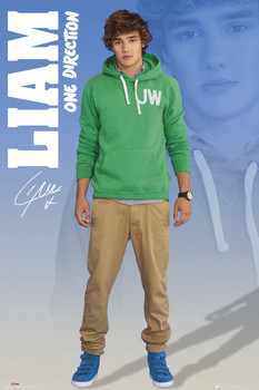 Póster One Direction - liam 2012
