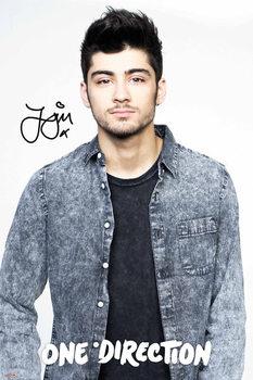 Póster One Direction - Zayn 2015