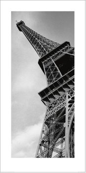 Parijs - Eiffeltoren, Amy Gibbings Kunstdruk