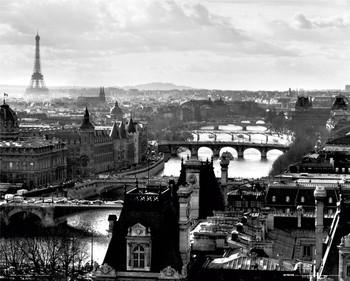 Poster Paris - france