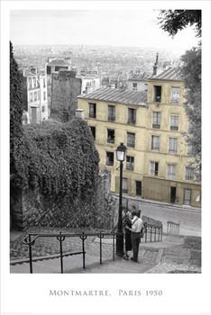 Poster Paris - montmartre