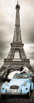 Poster Paris - romance