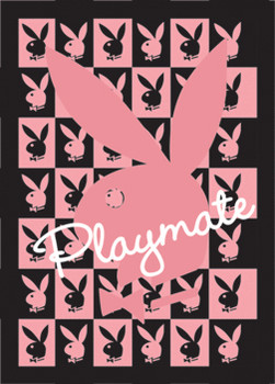 PLAYMATE Poster 3D