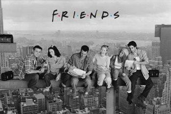 Poster Přátelé na traverze