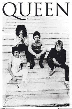 Queen - brazil 81 Poster / Kunst Poster
