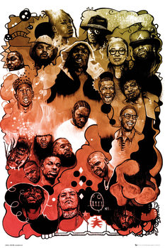 Poster Rap Gods