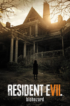 Póster  Resident Evil 7 - Biohazard
