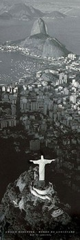 Rio de Janeiro Poster / Kunst Poster
