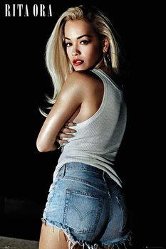 Rita Ora - Vest Poster / Kunst Poster