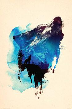 Poster Robert Farkas - Wolf