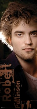 ROBERT PATTINSON - face Poster / Kunst Poster