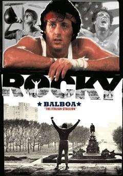ROCKY - 3D Poster 3D