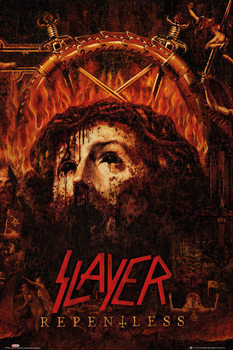 Póster  Slayer - Repentless