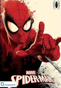 Póster  Spiderman - Friendly Neighborhood
