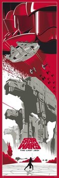 Poster Star Wars: Episode VIII - Die letzten Jedi