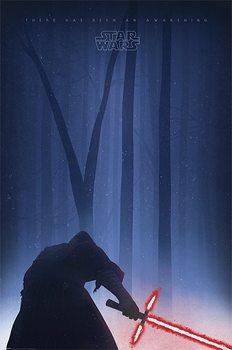 Poster Star Wars, Episodio VII : Il risveglio della Forza - Awakening