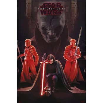 Póster Star Wars VIII - Snoke Leader