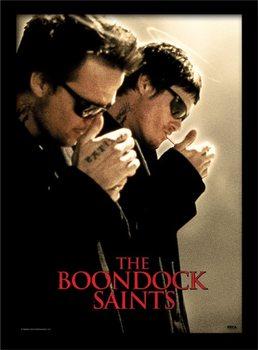 The Boondock Saints - Light Up ingelijste poster met glas
