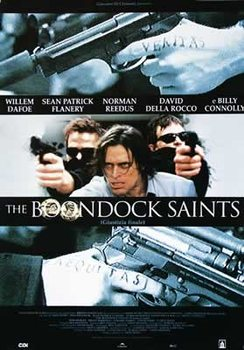 Póster The Boondock Saints - Los elegidos