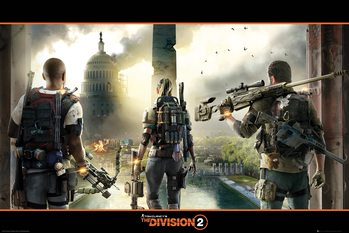 Poster  The Division 2 - Landscape
