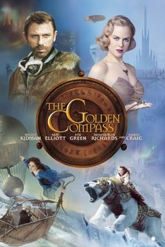 THE GOLDEN COMPASS - one sheet Poster / Kunst Poster