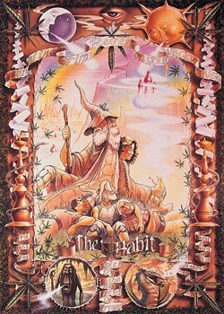 The habit Poster
