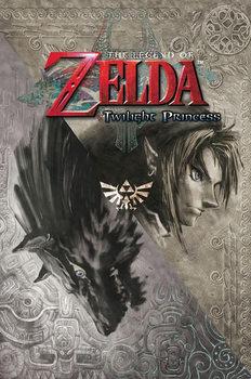 Póster  The Legend of Zelda - Twilight Princess
