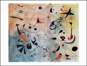 The Morning Star, 1940 Kunstdruk
