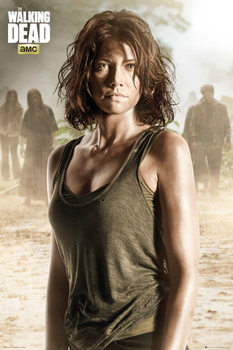 Póster The Walking Dead - Maggie