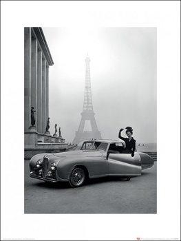 Time Life - France 1947 Kunstdruk