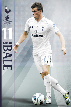 Póster Tottenham Hotspur - Bale 12/13