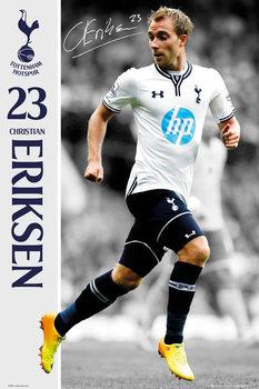 Póster Tottenham Hotspur FC - Erikson 13/14
