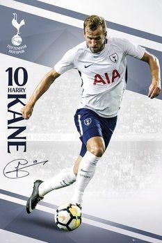 Póster Tottenham - Kane 17/18