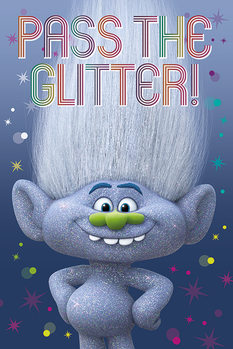 Trolls - Diamond Guy Poster