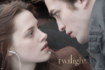 Póster TWILIGHT - edward and bella II