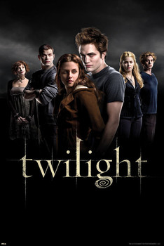 Póster TWILIGHT - group